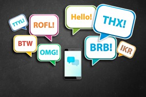 English abbreviations and acronyms