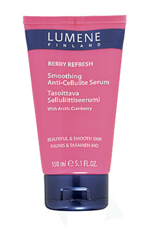 Антицеллюлитная сыворотка Berry Refresh Smoothing Anti-Cellulite Serum, Lumene