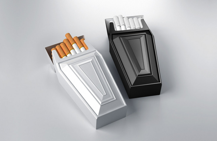 innovative packaging cigarette packets