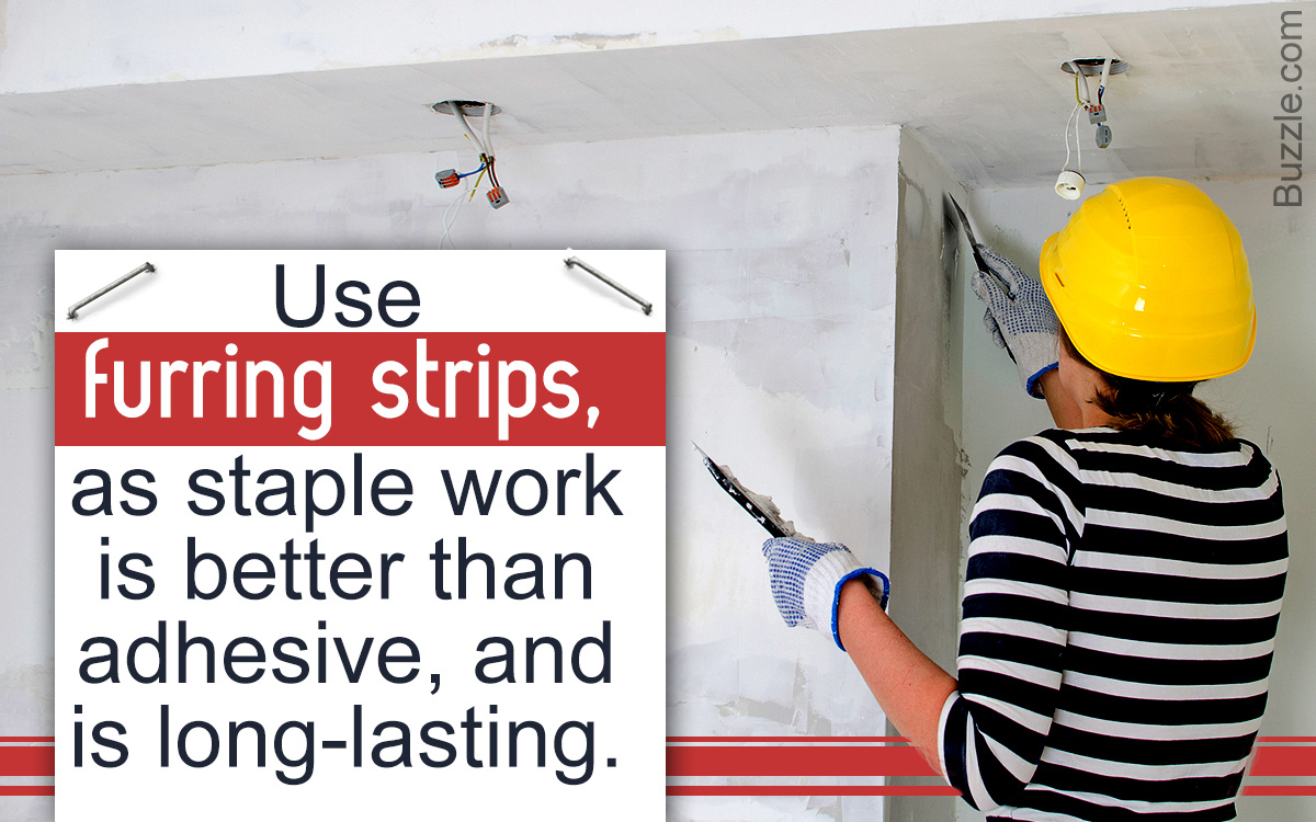 Learn How to Fix Sagging Ceiling Tiles