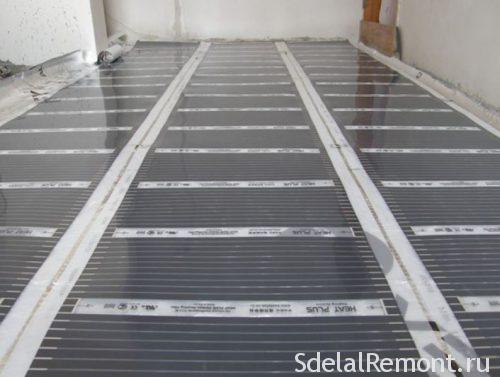 how to choose the infrared heated floor