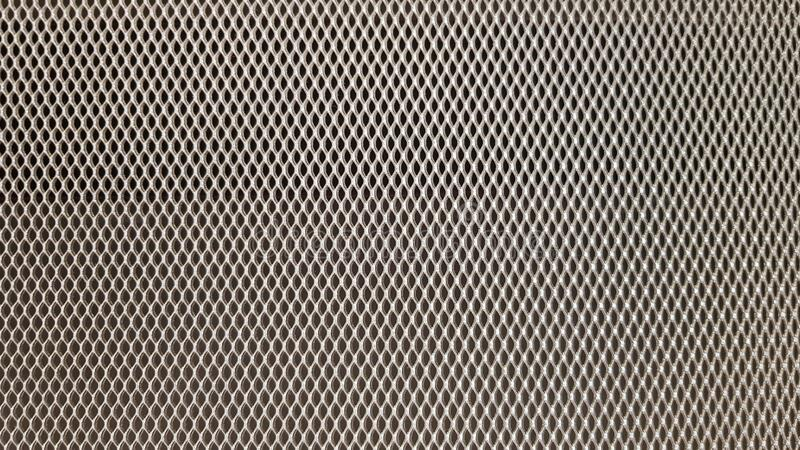 Abstract industrial metallic netting background, pattern, texture. Mesh gray background.  stock photo
