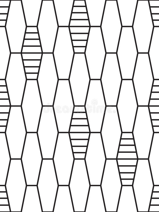 Abstract netting pattern. Seamless abstract pattern background of the geometric netting texture. Use for fabric texture, packaging, wallpaper, etc vector illustration
