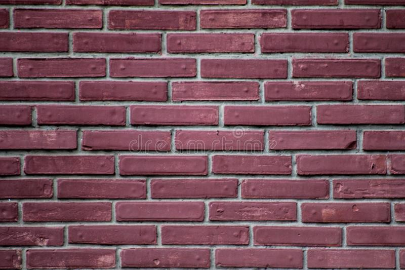 Background texture of grunge brick wall in industrial loft style royalty free stock photo