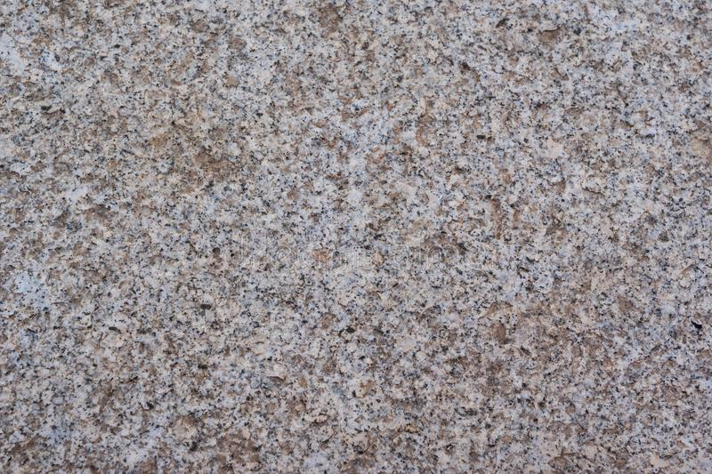 Closeup view of marble and granite chip wall stock images