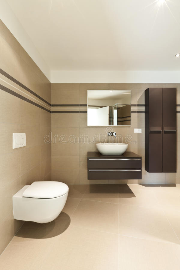 Home, bathroom stock images
