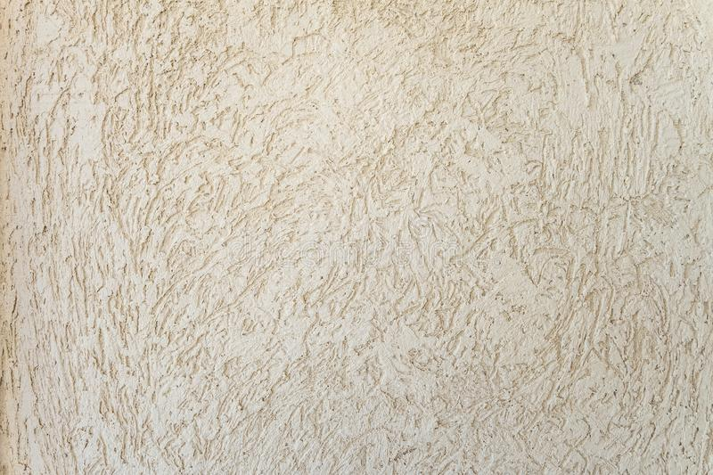 Plaster with texture at bark beetle style stock images