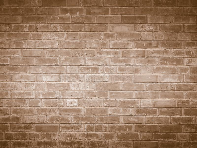 Red brick wall simple beautiful vintage loft style of decoration texture background stock photography