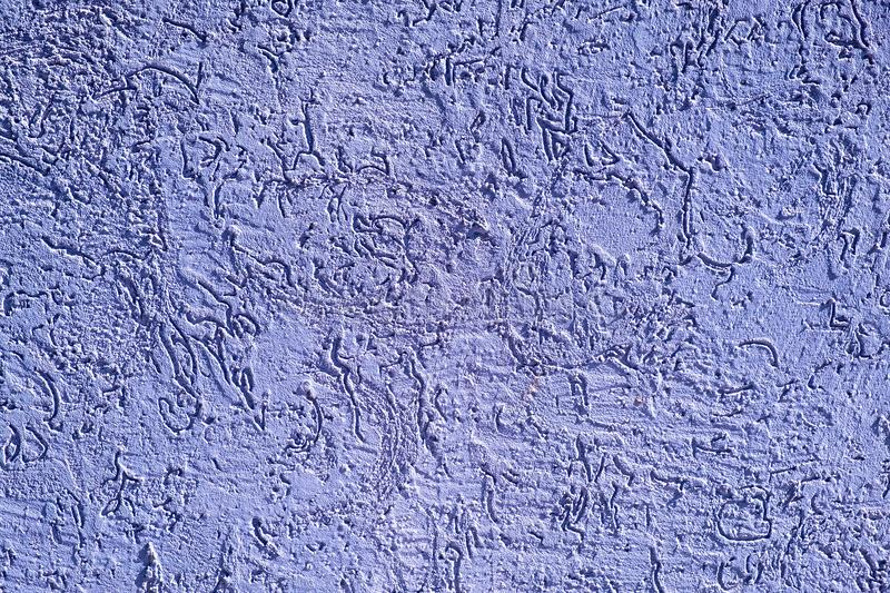 Texture of the plastered wall, stucco style bark beetle. Background saver royalty free stock images