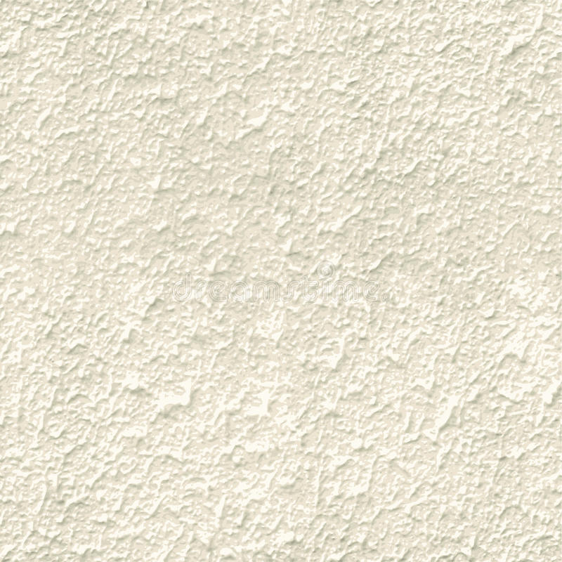 Plaster texture seamless royalty free illustration