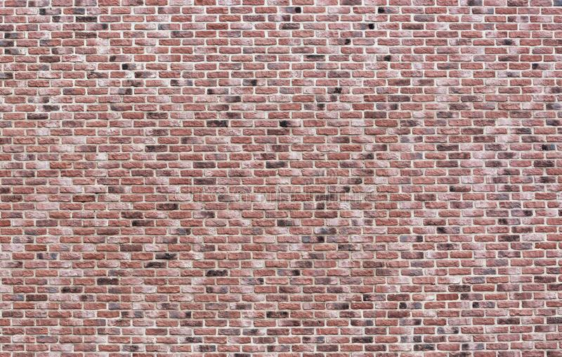 Vintage pink, black and red brick wall background texture. Architecture grunge detail abstract theme. Home, office or loft design. Backdrop style stock images