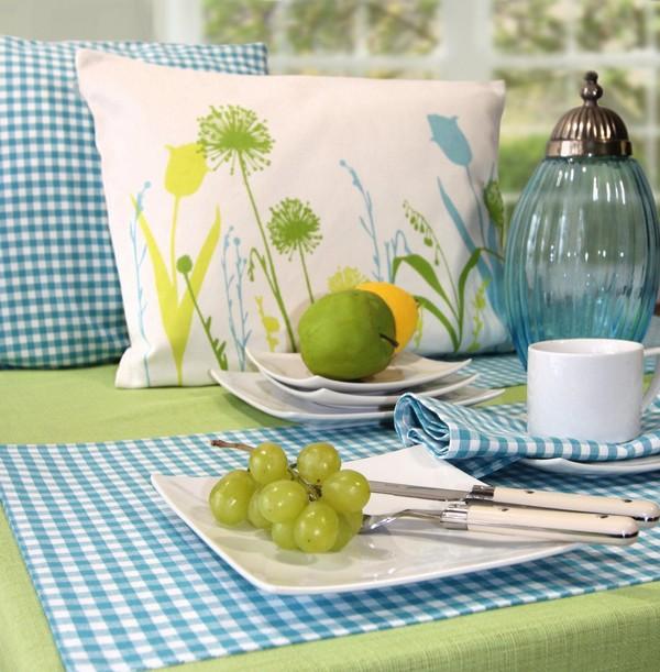 Текстиль для сервировки стола фото